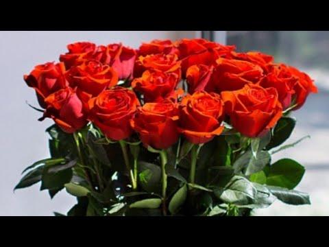 Цветы для МАМЫ! хорошая песня для мамы. - YouTube