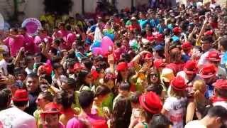 Charanga El Relamido y Charanga Cubalibre - Bakalao Salao en las #FiestasSepul15
