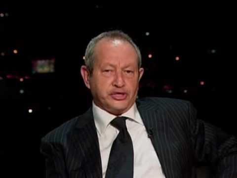 Sawiris On Elbaradei and Amr Moussa- Charlie Rose April 11, 2011