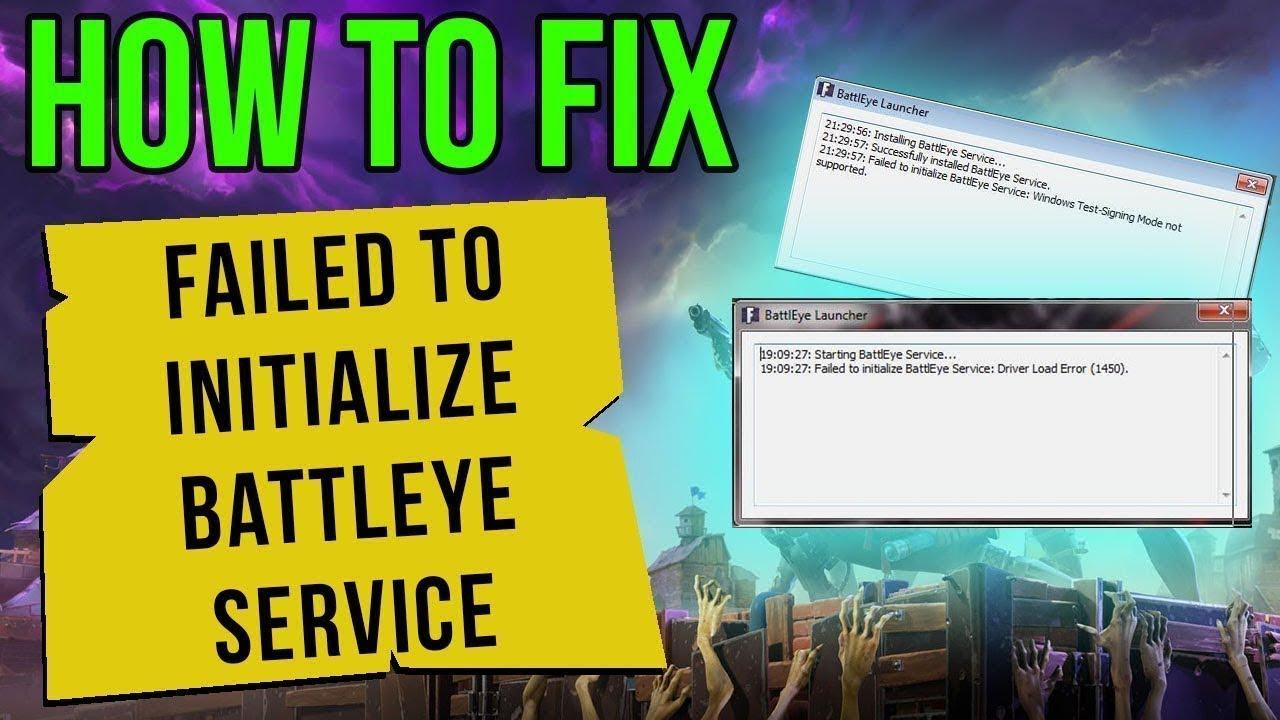 Fortnite | How to Fix Launcher Error | EasyAntiCheat ERROR 1058