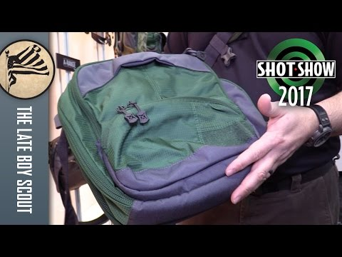 Vertx - Tactical Bags that REALLY Blend In: SHOT...