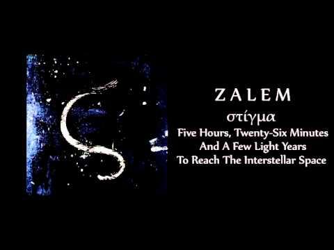 Zalem POST ROCK - STIGMA I - Five Hours Twenty-Six Minutes And