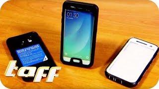Sind diese SMARTPHONE-HÜLLEN wirklich UNKAPUTTBAR? | taff | ProSieben