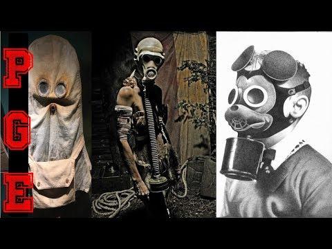 10 De Las Máscaras De Gas Más Inquietantes