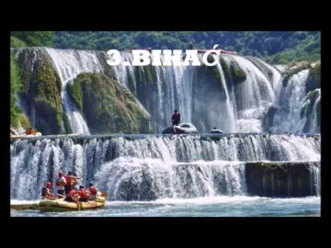 Top 10 tourist destinations in Bosnia and Herzegovina