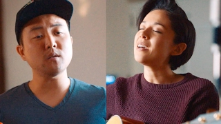 David Choi & Kina Grannis - My Time With You (Live) Available on iTunes & Spotify!