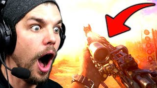 Le PLUS PETIT SNIPER du MONDE !! (Call of Duty: WW2)