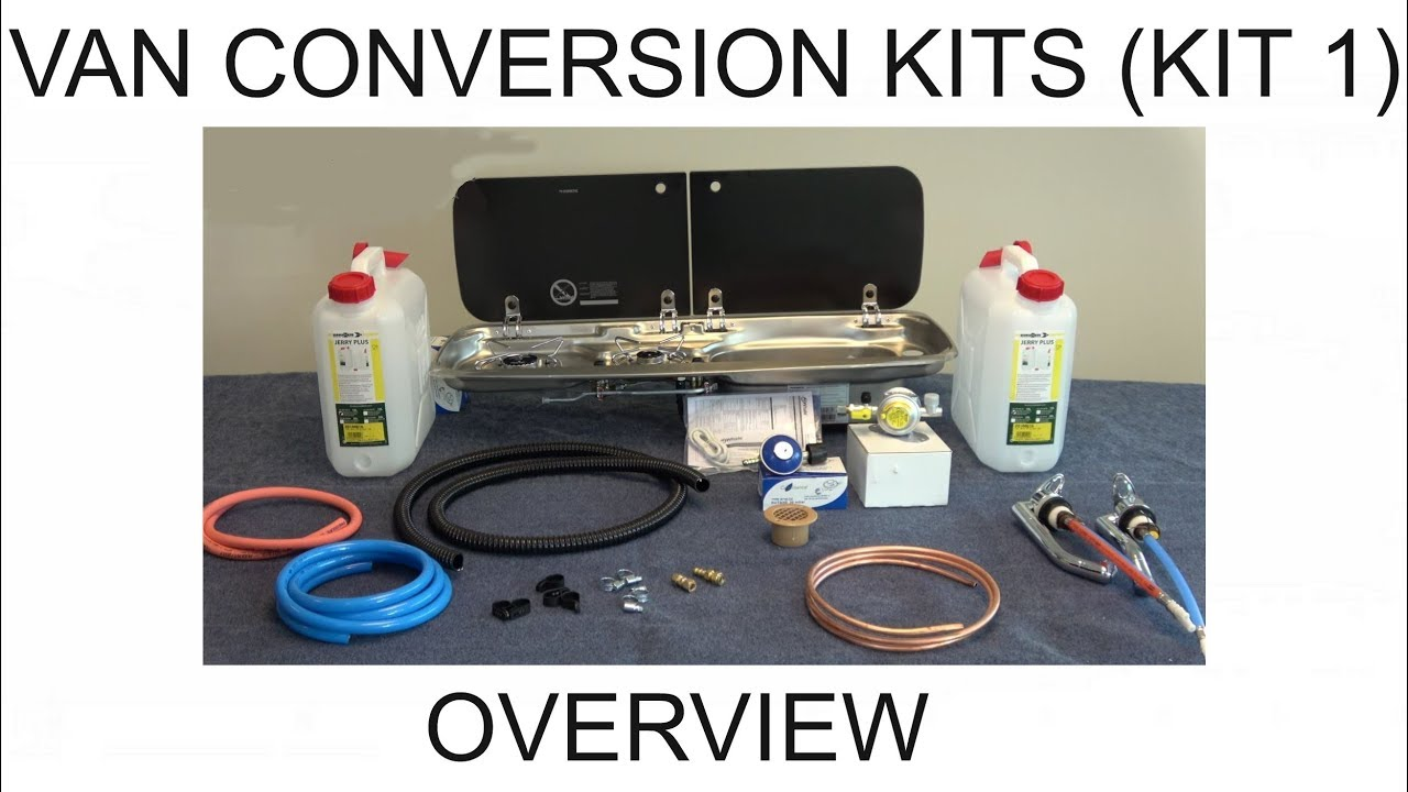 Van Conversion Kits Campervan Kit 1 With 9222 Sink And All Equipment For Conversions