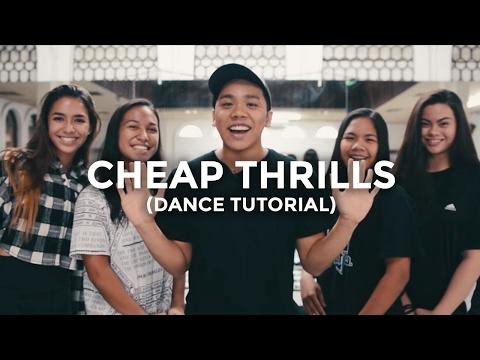 Cheap Thrills - Sia (Dance Tutorial)   @besperon...