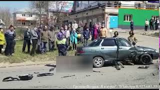 В Волжске (Марий Эл) в ДТП погиб мотоциклист