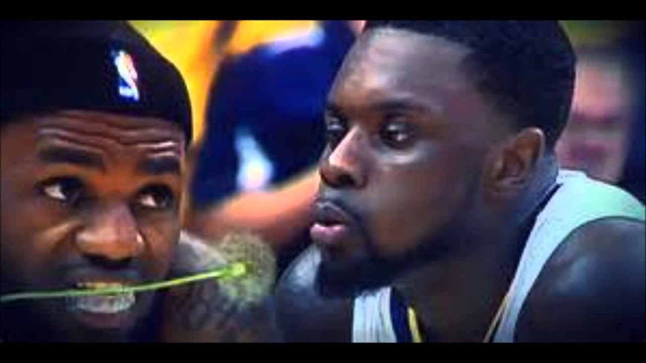 lance stephenson blowing in lebrons ear meme compilation