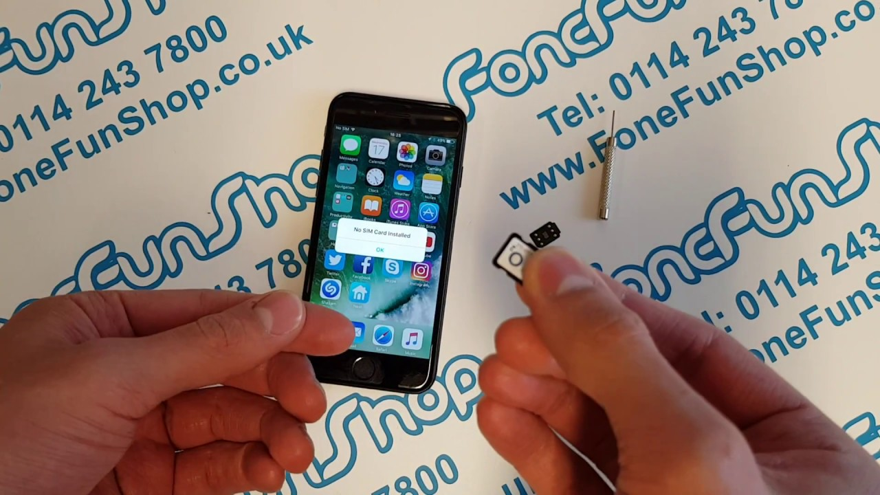 Iphone Unlock Sim Adapter Rsim Update Dongle Instant Working On Ios Youtube 1280x720