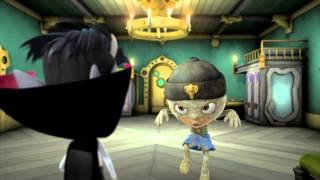 Каспер  Школа страха   14 серия   2006   Мульт сериал   HD 720p