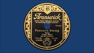 Count Basie & His Orchestra - Panassie Stomp