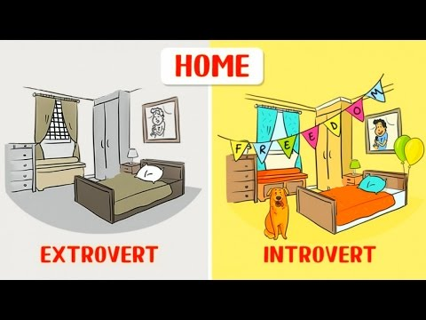 How Introverts and Extroverts Are Different