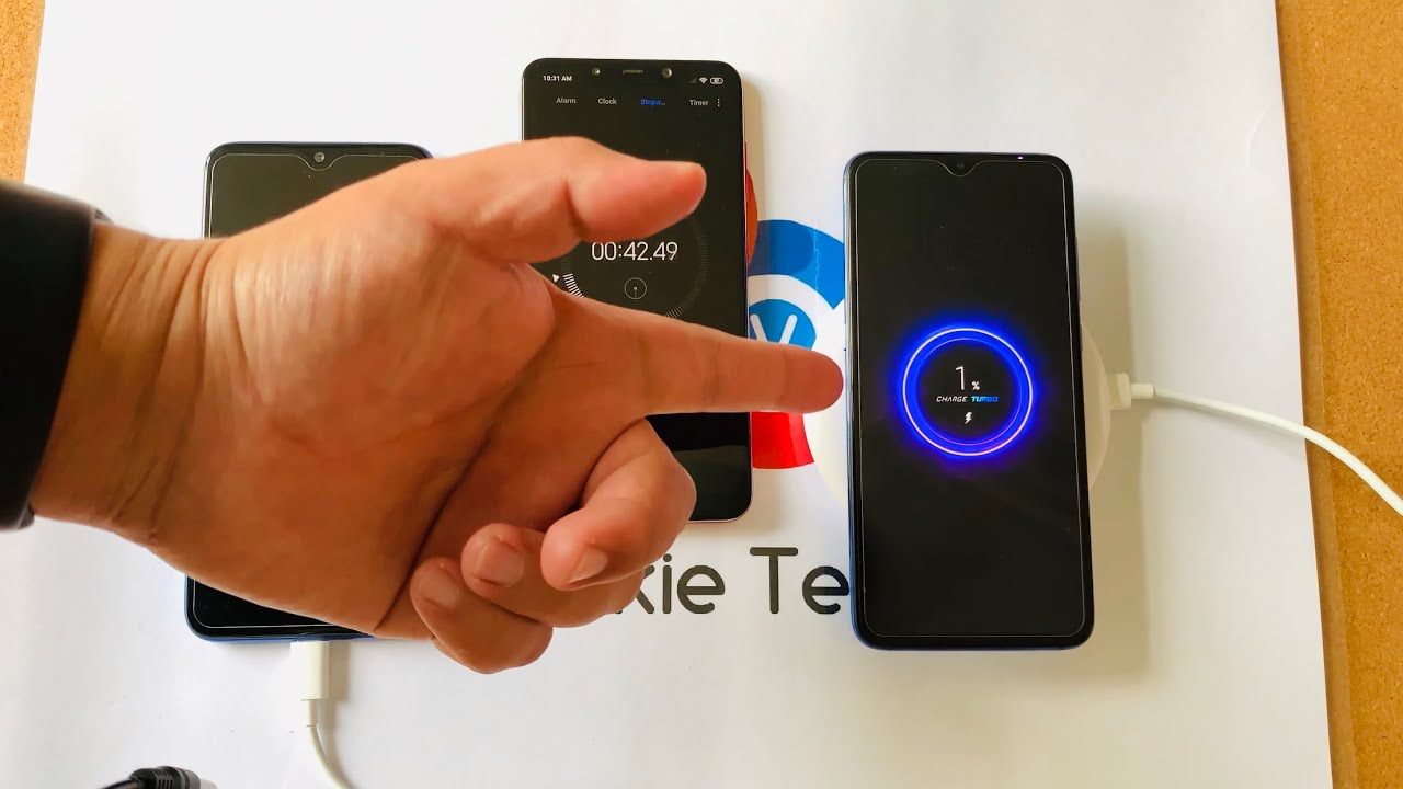 Mi 20W Wireless Charger - Unboxing & Mi 9 Charge Test! - YouTube