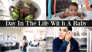 A Day In My Life With A New Baby! 👶🏻  MissLizHeart