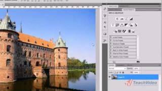 коррекция дисторсии в Adobe Photoshop (3/20)