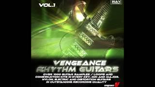 vengeance-soundcom - Vengeance Rhythm Guitars Vol 1 Demo