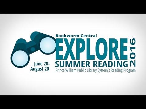 Explore Summer Reading: Teen Summer Reading Program