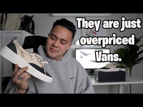 Fear of God 101 Sneaker HONEST review