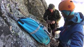 GoPro Hero3: High Tatras climbing