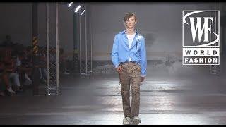 видео Неделя мужской моды в Милане весна-лето 2014: день 2