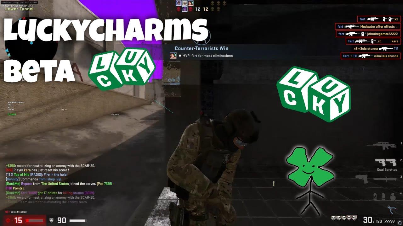LuckyCharms Beta Goin Hard