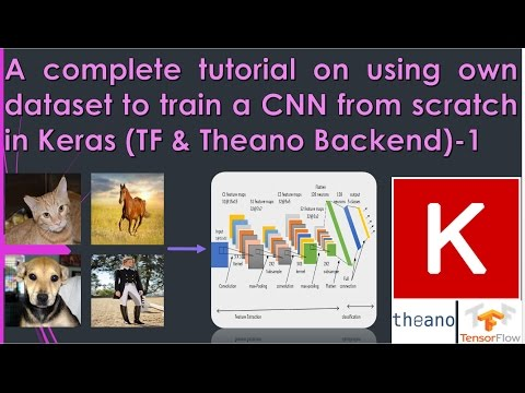 Tutorial on CNN implementation for own data set in keras(TF & Theano backend)-part-1