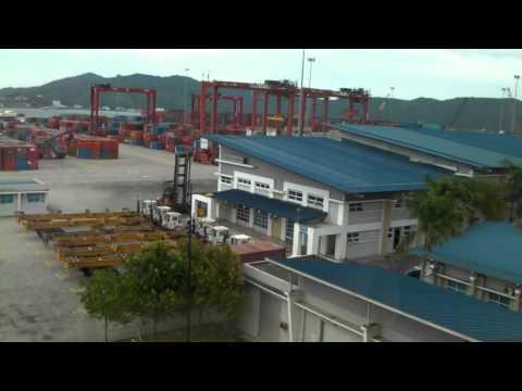 Sabah Port Authority on June 27 2014