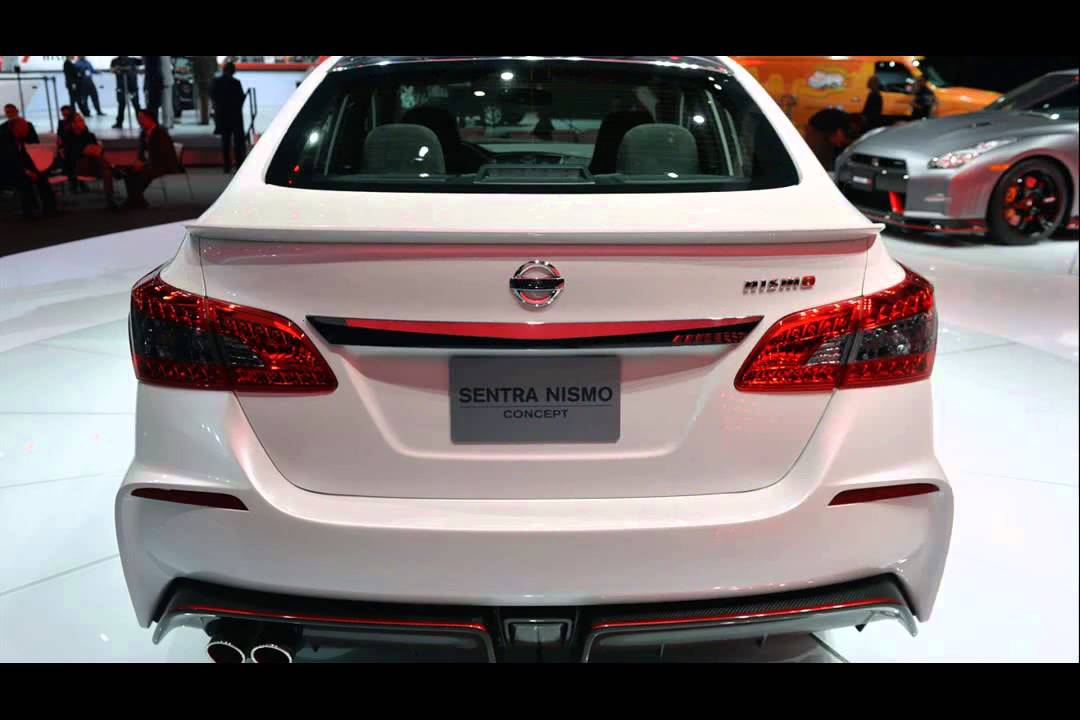 2015 Nissan Sentra Youtube