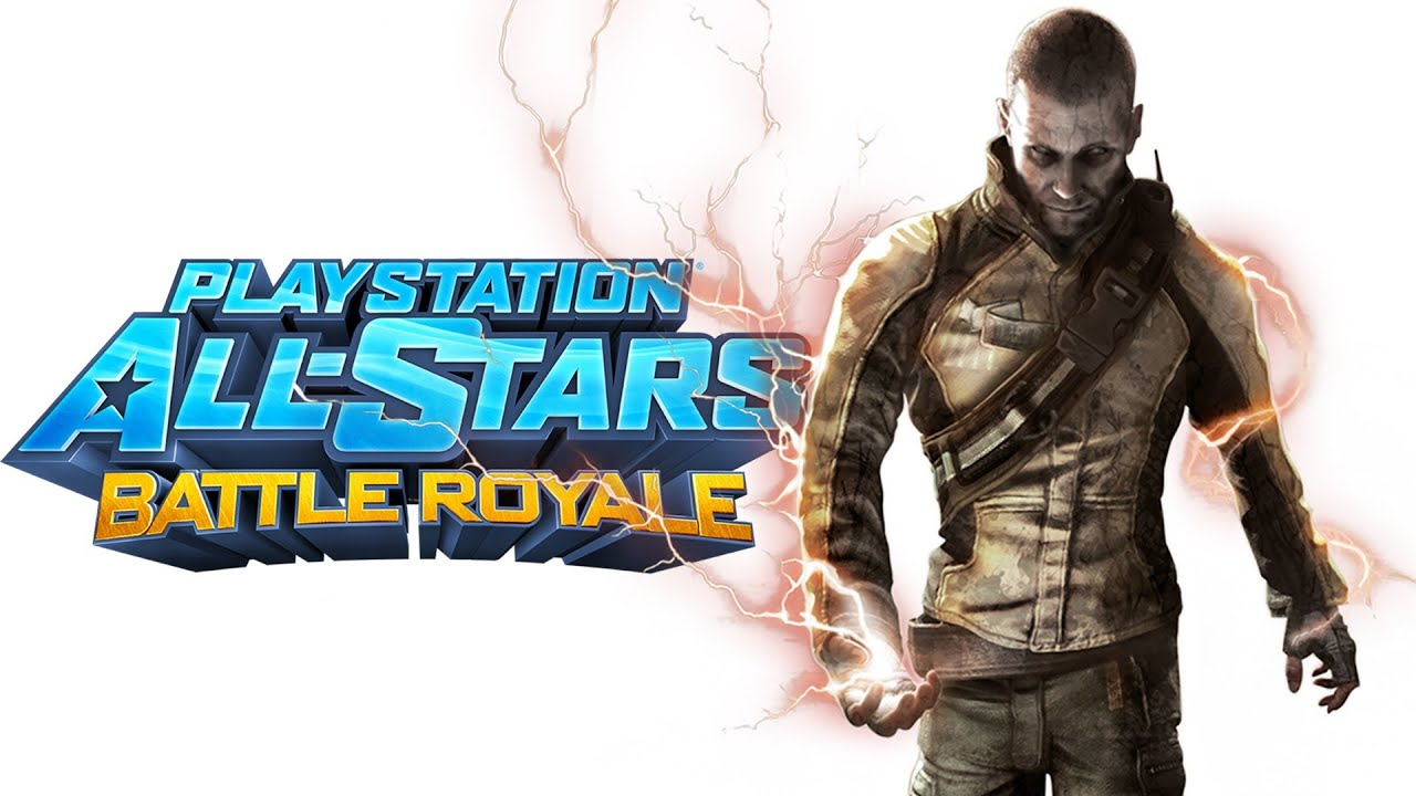 Evil Cole Solo Story PASBR | Playstation All Stars Battle Royale