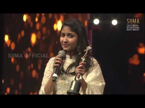KGF Fame Archana Jois Dedicating Her Award To Yash