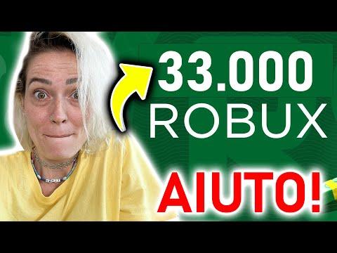 Compro 300 euro di ROBUX e li spendo su ADOPT ME! 😱