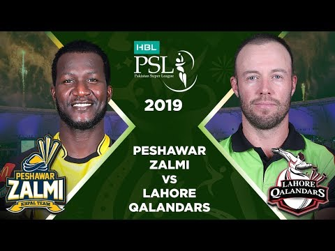 Match 7: Full Match Highlights Lahore Qalandars vs Peshawar Zalmi | HBL PSL 4 | 2019