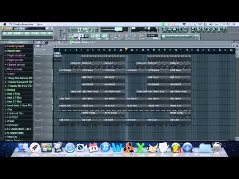 Bangin Trap Beat 2015 with FLP/ Mixer Presets/ Track outs