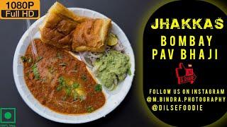 Jhakkas Bombay Pav Bhaji At lajpat nagar