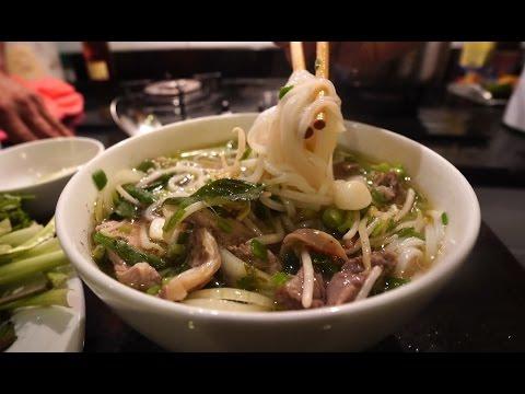 Вьетнамский Фо-Бо против Доширака =) (Рецепт настоящего супа Фо-Бо)