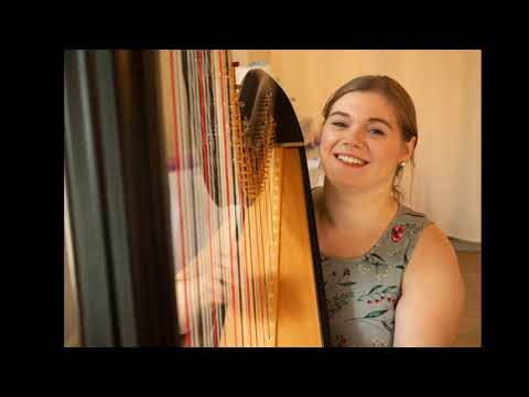 All of Me by John Legend - Performed by Harpist Harriet Flather