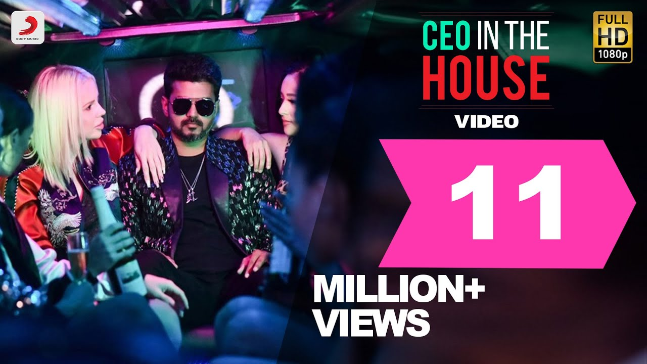 Download Sarkar - CEO In The House Video (Tamil) | Thalapathy Vijay | A .R. Rahman | A.R Murugadoss