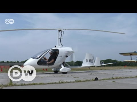 Flying cars - a new sector is taking off | DW English