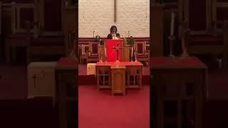 Mother's Day Sermon, May 10 2020 - Rev Suvondra Marucs