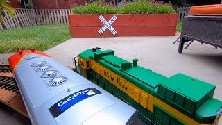 One Full Hour Of Kid-Friendly Model Trains!