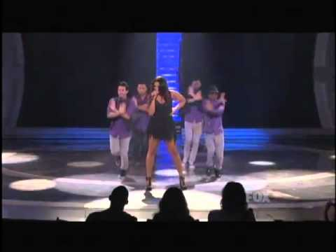 Jordin Sparks - I Am Woman (LIVE) - American Idol 2011 Top 4 Results Show - 05/12/11