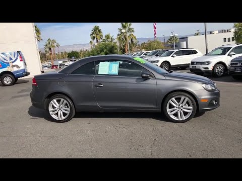 Eos Palm Desert >> 2013 Volkswagen Eos Palm Springs Palm Desert Cathedral City Coachella Valley Indio Ca 003906a