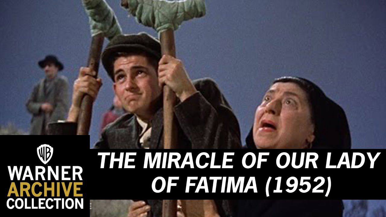 The Miracle Of Our Lady Of Fatima 1952 Blessed Mother S Second Appearance Youtube