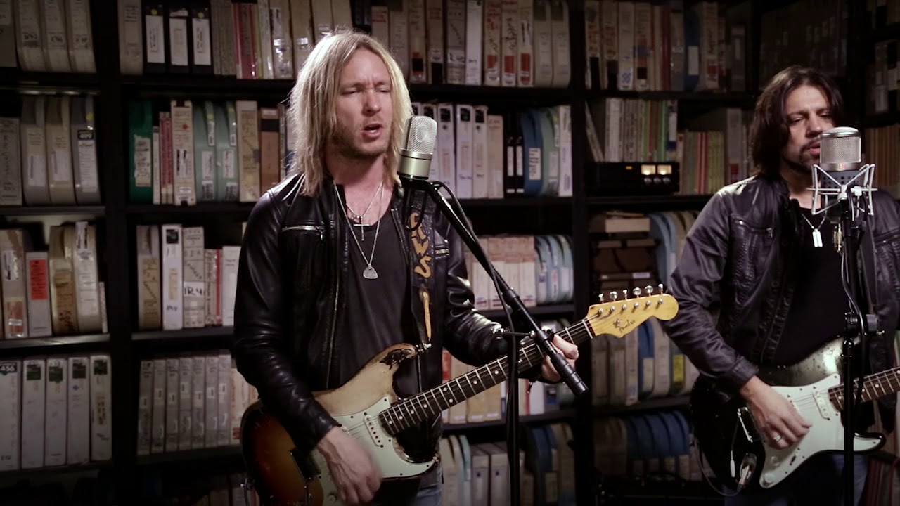 Video von Kenny Wayne Shepherd Band
