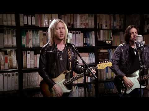Kenny Wayne Shepherd Band Blue On Black