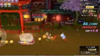 ドラゴニカ 桜の郷F6ダンサーソロ
