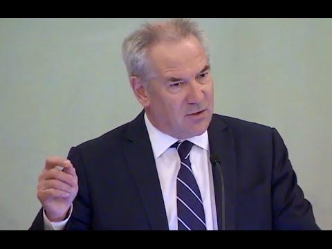 Steve Williams, CEO Suncor, Carbon Pricing Speech — Calgary, May 22, 2015